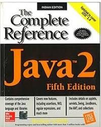 The Complete Reference Java